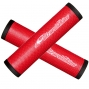 LIZARD SKINS DSP Pair of Grips 32.3mm Red