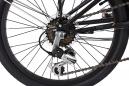 Vélo pliant KS Cycling FOLDTECH 20'' 6 vitesses Noir