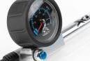 XLC Pompe haute pression HighAir PRO CNC bleu PU-H03