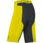 GORE BIKE WEAR 2014 Short +ALP-X Yellow