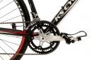 Vélo de Route KS Cycling Euphoria Shimano Tourney 7V Noir