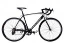 Vélo de Route KS Cycling Imperious Shimano Tourney 7V Noir / Blanc