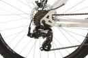 VTT tout suspendu KS Cycling Insomnia 26'' Shimano Tourney 7V Blanc