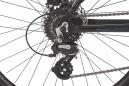 VTT semi rigide KS Cycling GTZ 26'' Shimano Altus 8V Noir Bleu