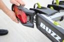 Porte-vélo sur boule d'attelage 3 vélos Buzz Rack NEW Spark 3