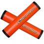 LIZARD SKINS DSP Pair of Grips 32.3mm Orange
