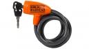 SUBROSA WARHEAD LOCK Candado XL Negro Naranja