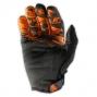 TROY LEE DESIGNS Paire de Gants longs GP Orange Noir