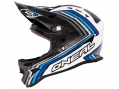 ONEAL Full Face Helmet OOZY FIDLOCK AVIAN Blue