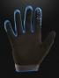 ROYAL Paire de Gants VICTORY Bleu Gris