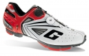 Chaussures VTT Gaerne G.Kobra 2014 Blanc Rouge