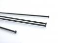 DT SWISS Kit 4 Rayons SPLINE M1700 27.5'' Noir