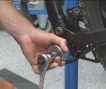 UNIOR Tool for removing bottom bracket bearing BB30