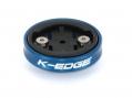 K-EDGE Support  Gravity pour GARMIN Edge Bleu