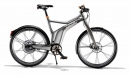 SMART 2014 Vélo Complet E-Bike Electric Gris