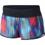 NIKE Short RIVAL PRINTED 5cm Multicolor Femme