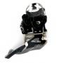 SRAM Dérailleur Avant X0 2x10V Collier Haut 31.8mm Tirage Bas