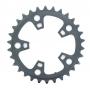 SHIMANO ULTEGRA FC-6703 Chainring Triple 30T 10S Grey