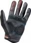 FOX Paire de gants REFLEX Gel Noir/Bleu