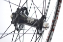 NOTUBES Wheelset ARCH EX 27.5'' Fr 9 / Re 15mm 12x142mm Black
