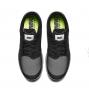 NIKE Chaussures FREE 5.0 Flash Noir Argent Femme