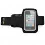 MUVIT Brassard universel noir Taille XL - Iphone 5/5s/5c