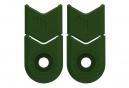 All Mountain Style Crank Defender Crank Protector Green