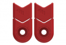 All Mountain Style Crank Defender Crank Protector Red