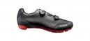 Chaussures VTT FIZIK M3 UOMO Noir/Rouge