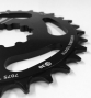 NSB Variable Tooth Direct Mount Chainring - Sram BB30