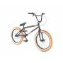 RADIO BIKES 2015 BMX Complet SAIKO Noir