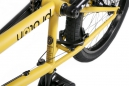 FLYBIKES 2015 BMX Complet PROTON 21'' LHD Flat Mustard