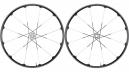 CRANKBROTHERS Paire de Roues Iodine 2 26´´ Axes 20/15mm - 9x135mm Noir
