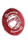 ROTOR Q-RINGS Chainring Exterior BCD 110mm 5 spokes Red