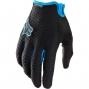 FOX Paire de gants ATTACK Bleu