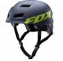 Casque 2014 bol Fox TRANSITION HARD SHELL Bleu