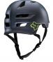 FOX 2014 Helmet TRANSITION HARD SHELL Charcoal