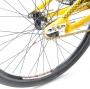 STAATS 2015 BMX Complet CALISPORT Expert XL Jaune