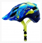 Casque TROY LEE DESIGNS A1 GALAXY Bleu