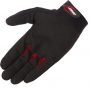 SHOT Gants MECHANIC Noir/Rouge