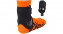 SHADOW Super Slim Ankle Guard Black