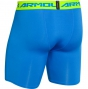 UNDER ARMOUR Short Compression HEATGEAR ARMOUR MID Bleu