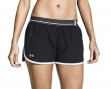 UNDER ARMOUR Short Femmes PERFECT PACE Noir
