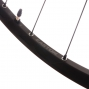 EASTON Roue VTT Alu 29'' HAVEN arr noir/noir 12x135/142