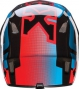 Casco Integral Fox RAMPAGE comp imperial Noir / Bleu / Rouge