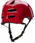 Casco bol Fox TRANSITION HARDSHELL Rojo