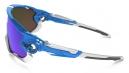 Lunettes Oakley JAWBREAKER Bleu