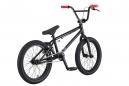 PREMIUM BMX Complet SOLO 18´´ Noir