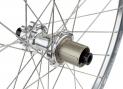 SPANK Paire de roues 26'' OOZY TRAIL 260 15mm/12x142mm Chrome