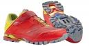 Chaussures VTT NORTHWAVE SPIDER 2 2015 Rouge Vert